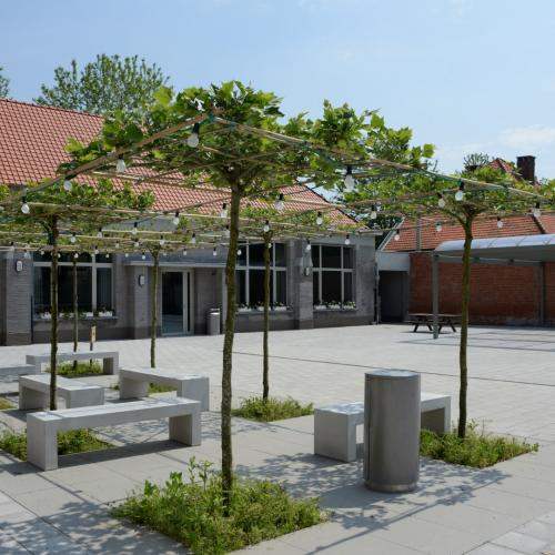Jeugdcentrum Prosperpolder in Beveren